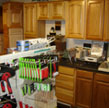 Ron Ernst Lumber - kitchen cabinets planning and design